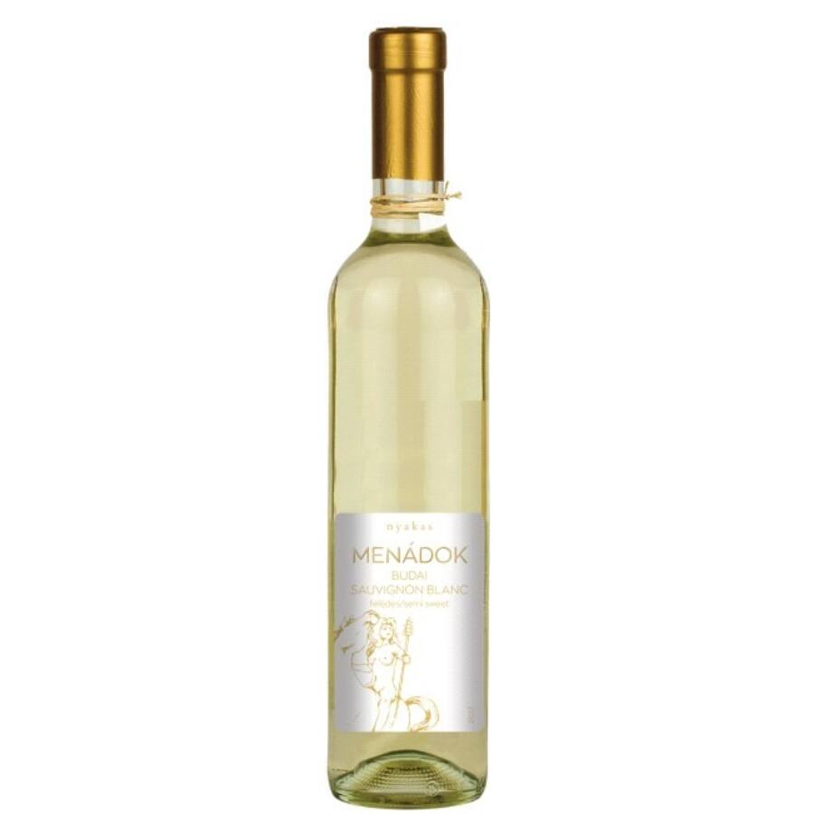 Nyakas Menádok Sauvignon Blanc 2017 (0,5l)
