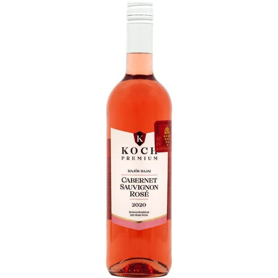 Koch Prémium Cabernet Sauvignon Rosé 2020 (0,75l)
