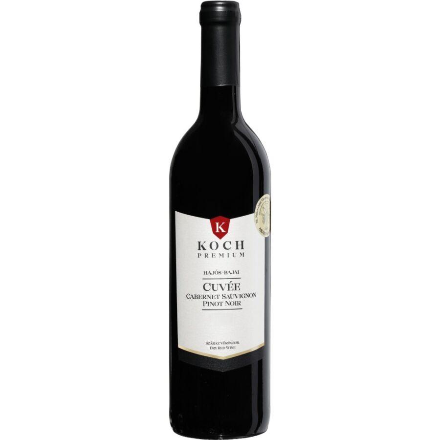 Koch Prémium Cabernet Sauvignon - Pinot Noir 2018 (0,75l)
