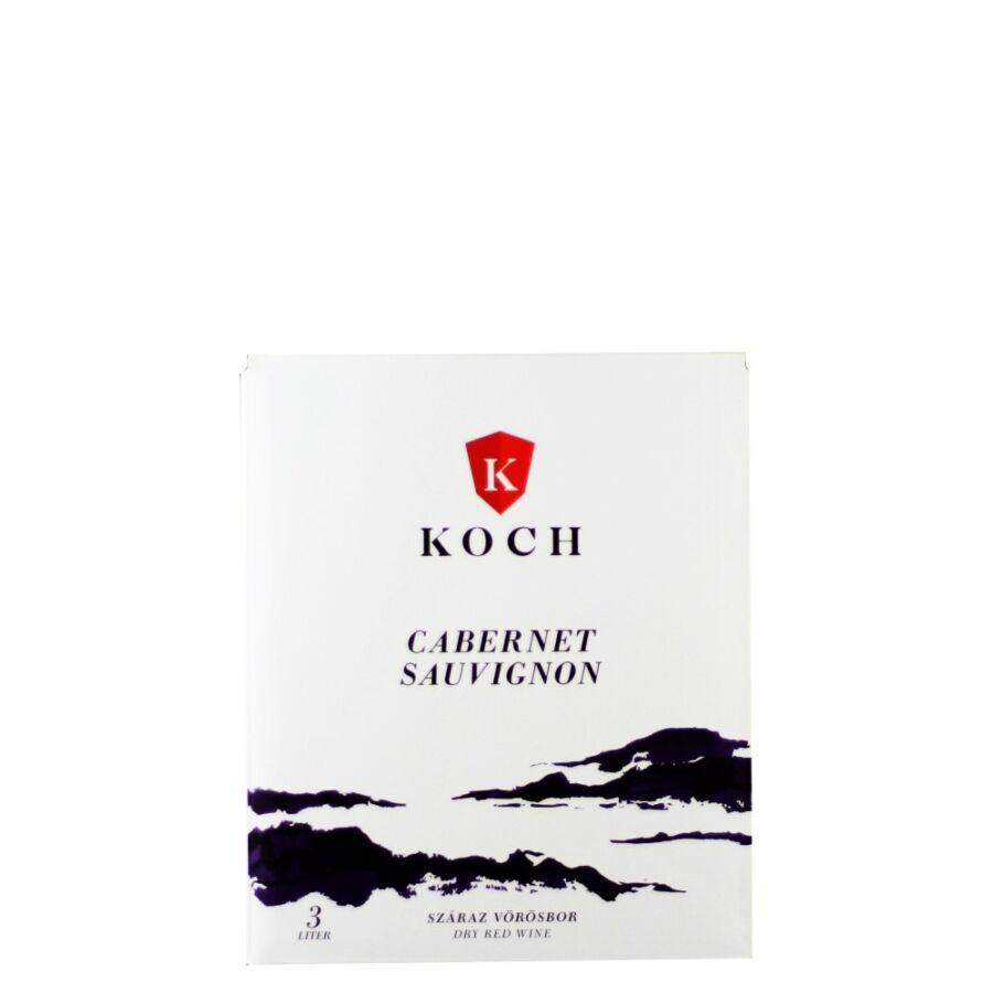 Koch Cabernet Sauvignon 3l BIB 2019 (3l)