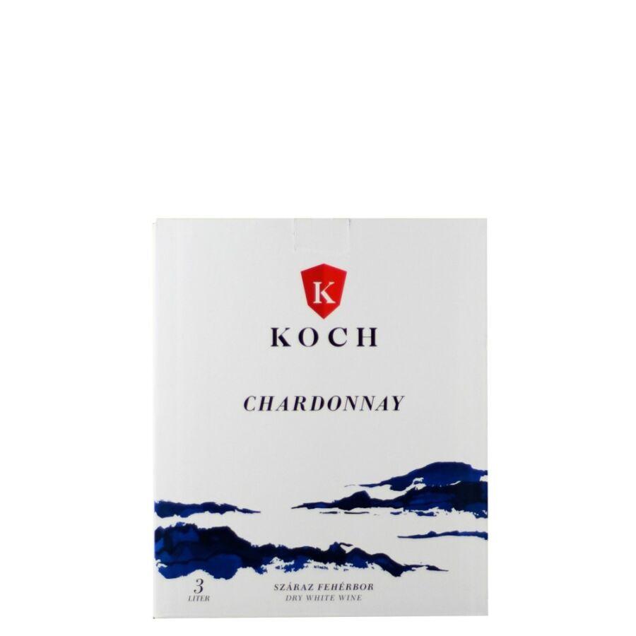 Koch Chardonnay 3l BIB 2020 (3l)
