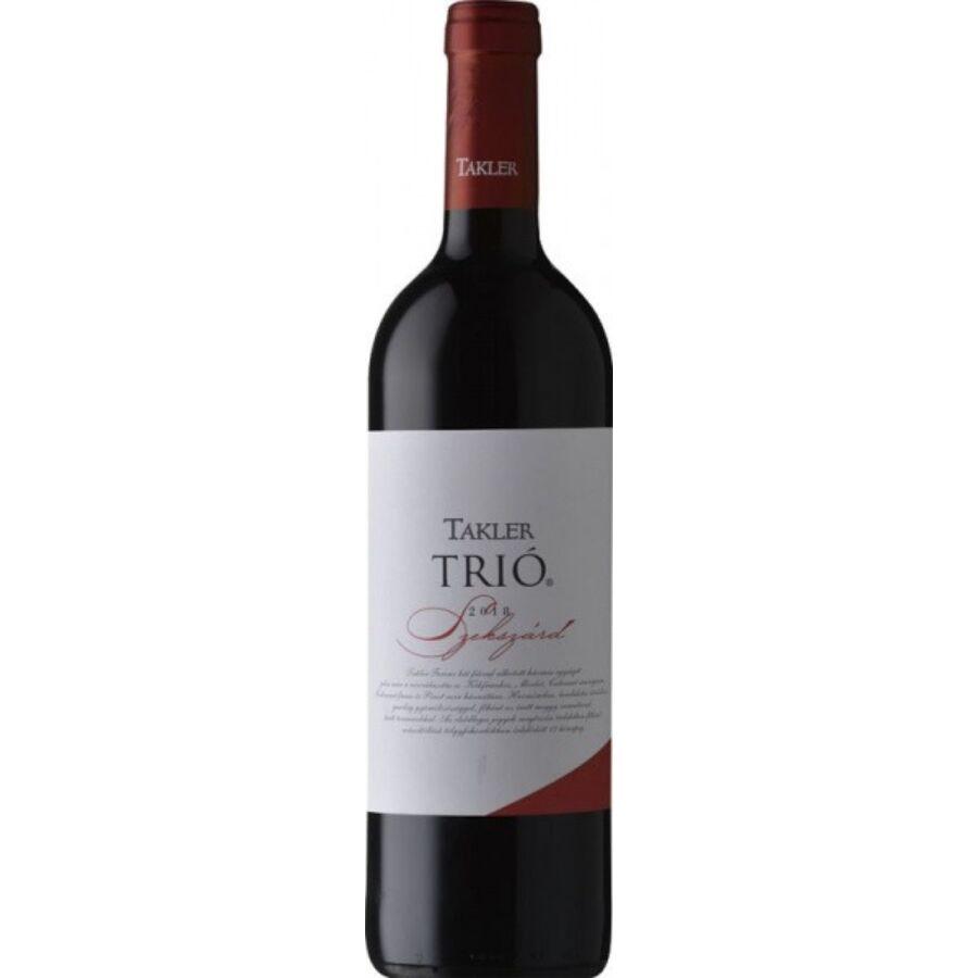 Takler Trió 2018 (0,75l)
