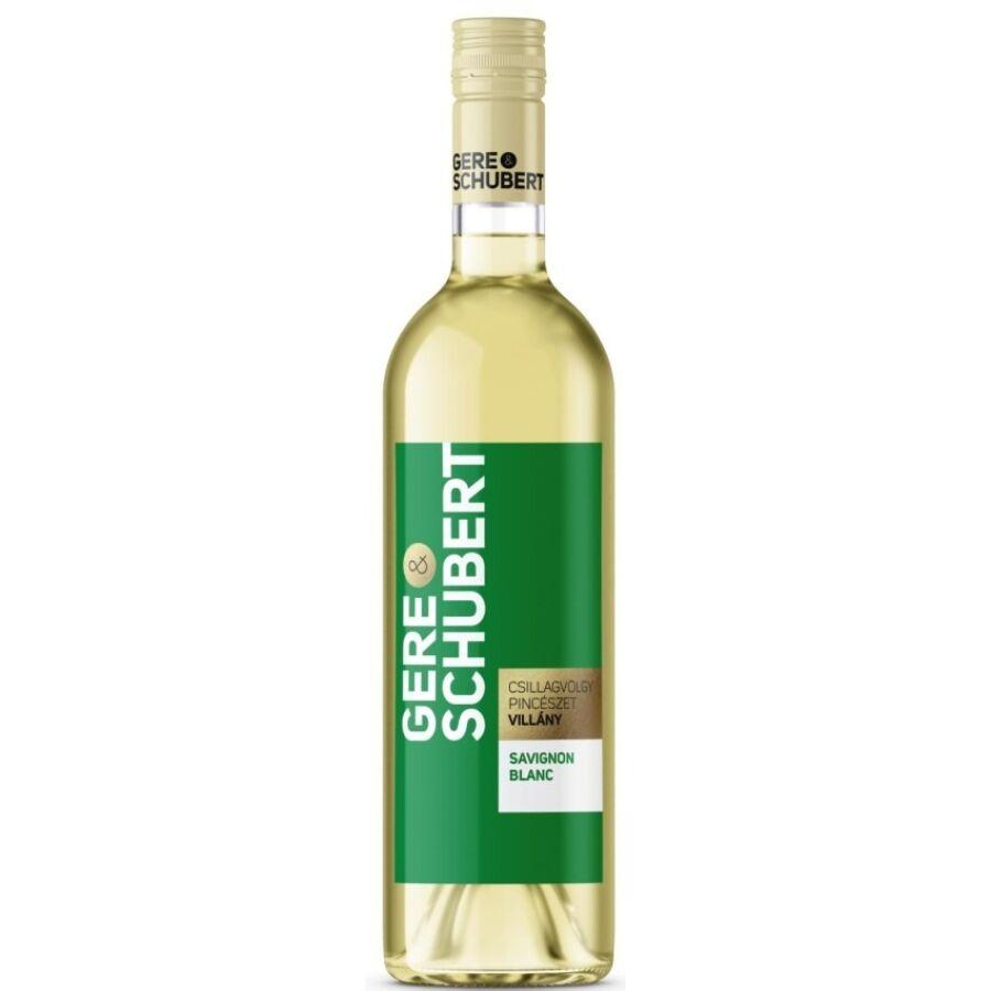 Gere & Schubert Sauvignon Blanc 2020 (0,75l)