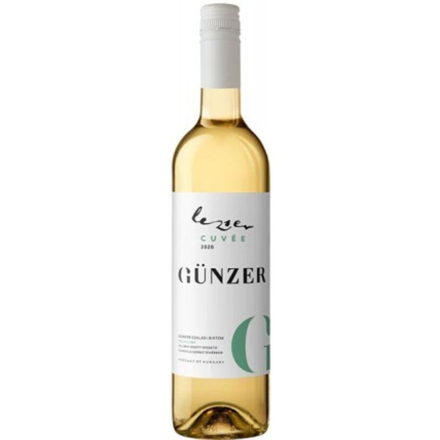 Günzer Lezser Fehér 2020 (0,75l)