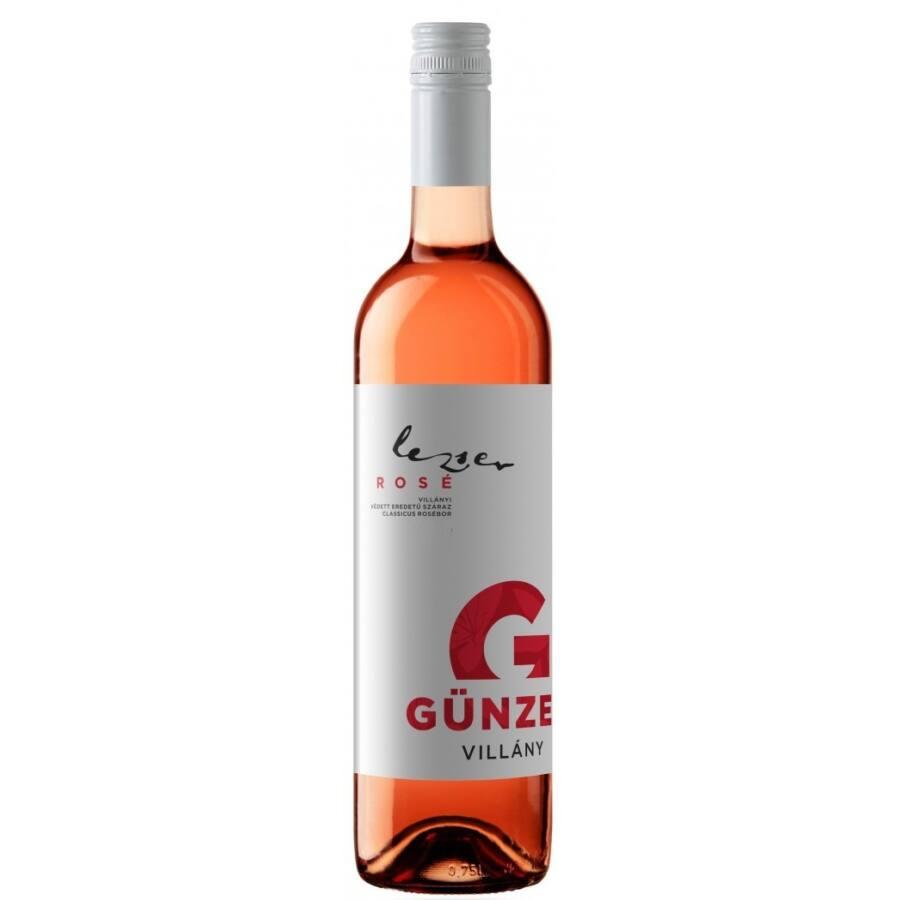 Günzer Lezser Rosé 2020 (0,75l)