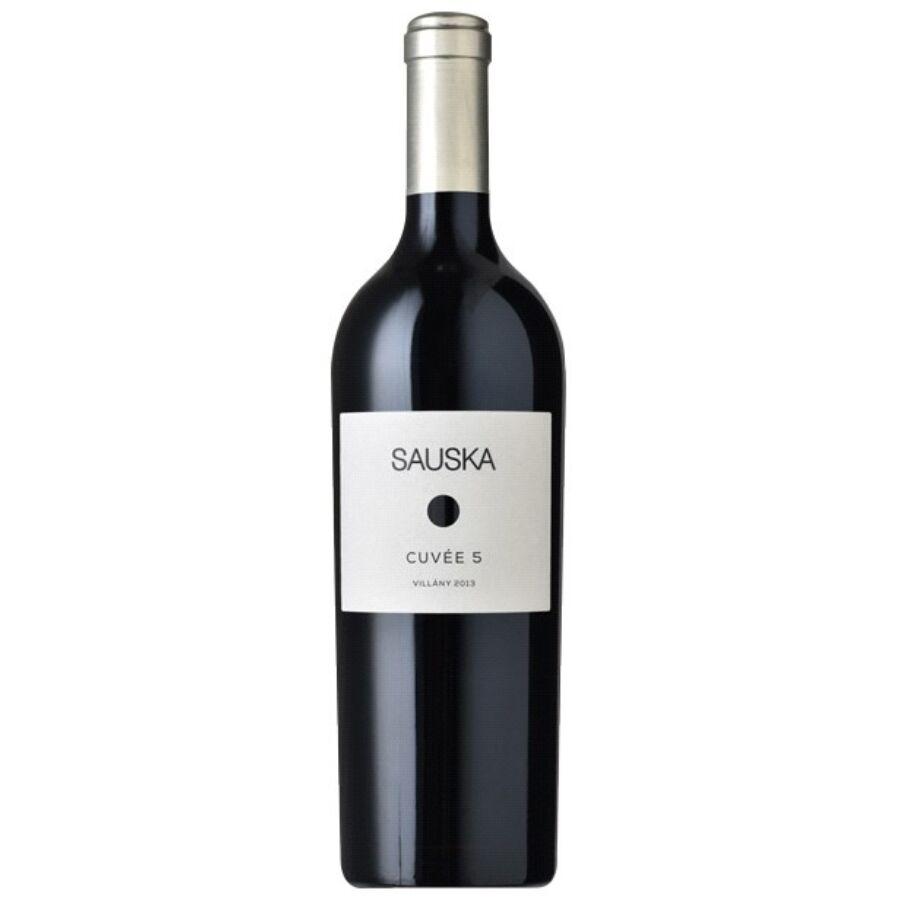 Sauska Cuvée 5 2015 (0,75l)