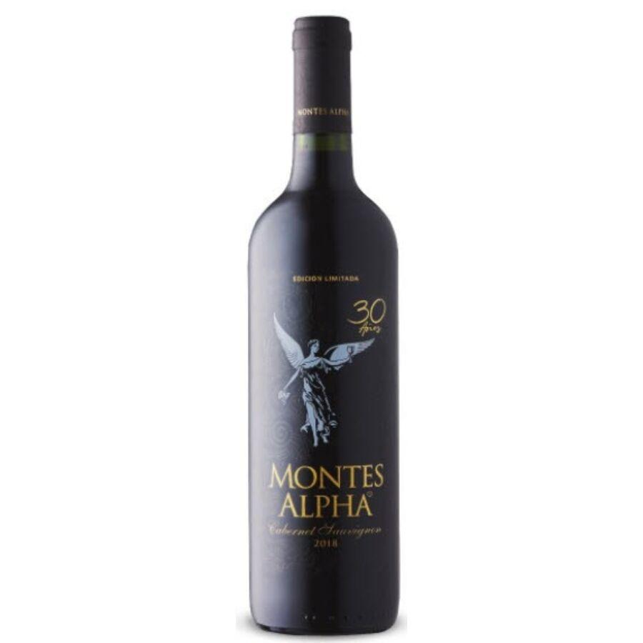 Montes Alpha Cabernet Sauvignon 2018 (0,75l)