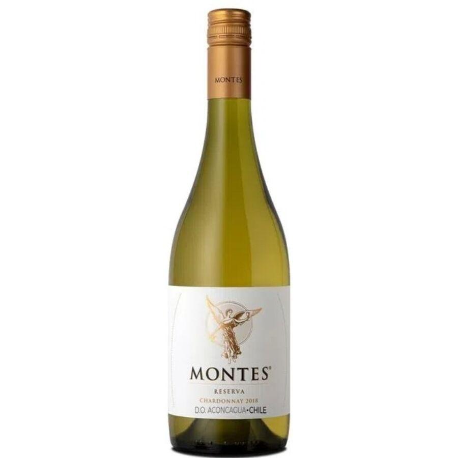 Montes Reserva Chardonnay 2019 (0,75l)