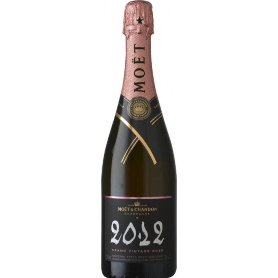 Moët & Chandon Grand Vintage Rosé 2012 (0,75l)