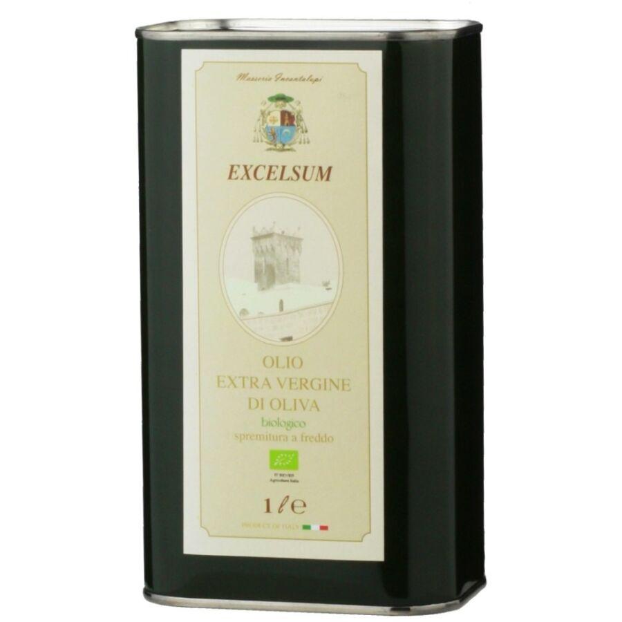 Incantalupi Excelsum Extra Szűz Olívaolaj (BIO) (1L) (1l)