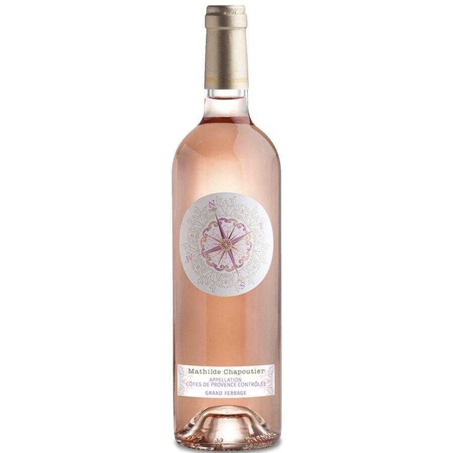 M.Chapoutier Grand Ferrage Rose, Cotes de Provence 2019 (0,75l)