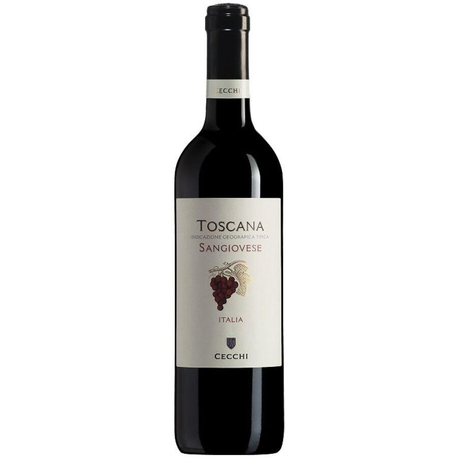 Cecchi Sangiovese Toscana 2019 (0,75l)