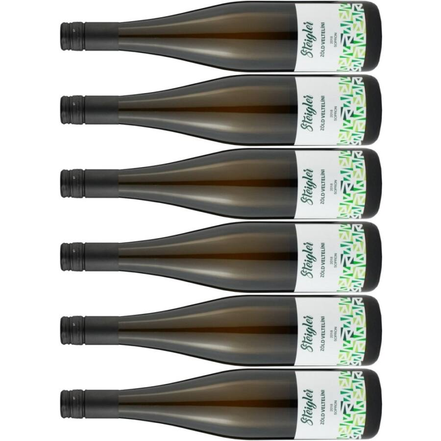 Steigler Zöldveltelini 2018 (4 + 2 palack ajándék!)