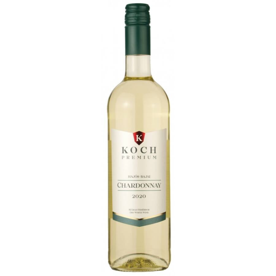 Koch Prémium Chardonnay 2020 (0,75l)