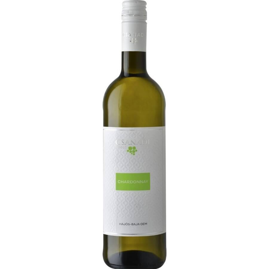 Csanádi Chardonnay 2020 (0,75l)