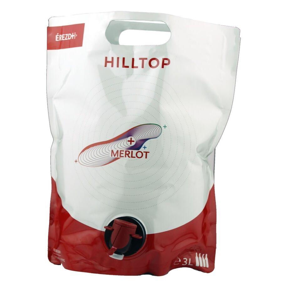 Hilltop Merlot 3L Bortarisznya (3l)