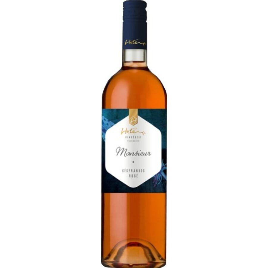 Hetényi Monsieur Kékfrankos Rosé 2020 (0,75l)