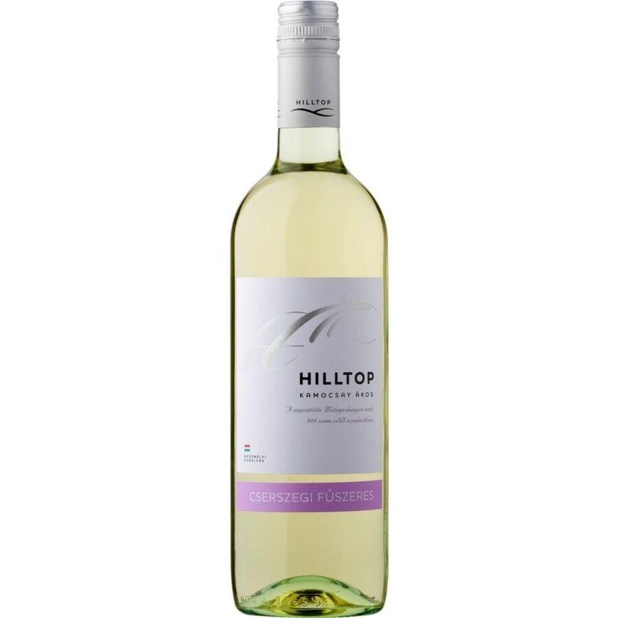 Hilltop Cserszegi Fűszeres 2020 (0,75l)