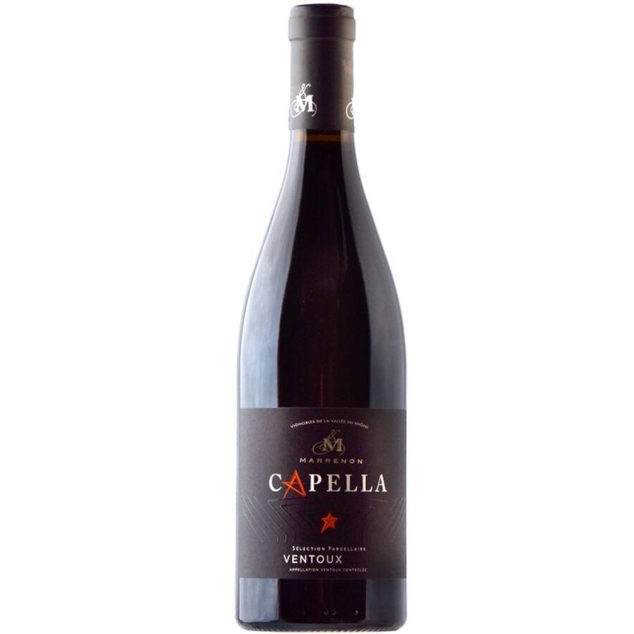 Marrenon Capella (85%Syrah-15%Grenache) 2017
