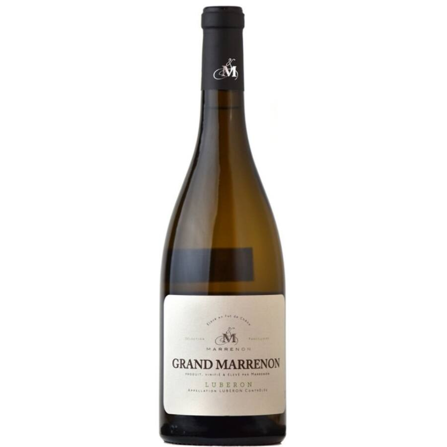 Marrenon Grand Marrenon (vermentino-grenache blanc) 2018 (0,75l)