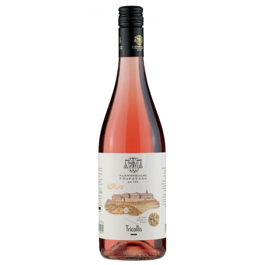 Pannonhalmi Tricollis Rosé 2020 (0,75l)