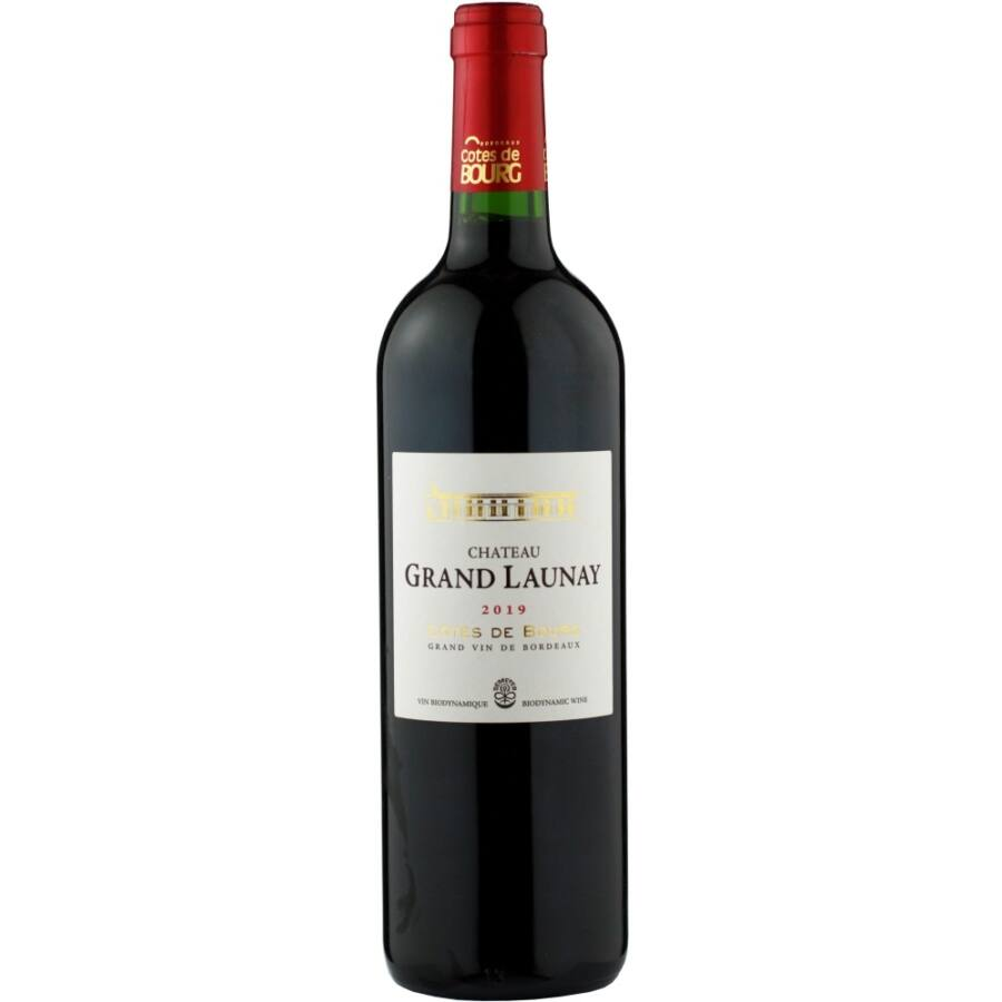 Chateau Grand Launay Rouge (BIO) 2019 (0,75l)