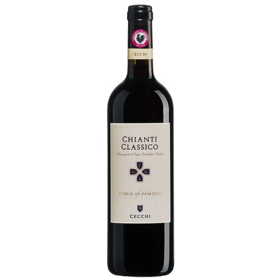 Cecchi Chianti Classico 2018 (0,75l)