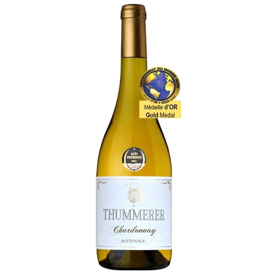Thummerer Egri Chardonnay battonage 2019 (0,75l)
