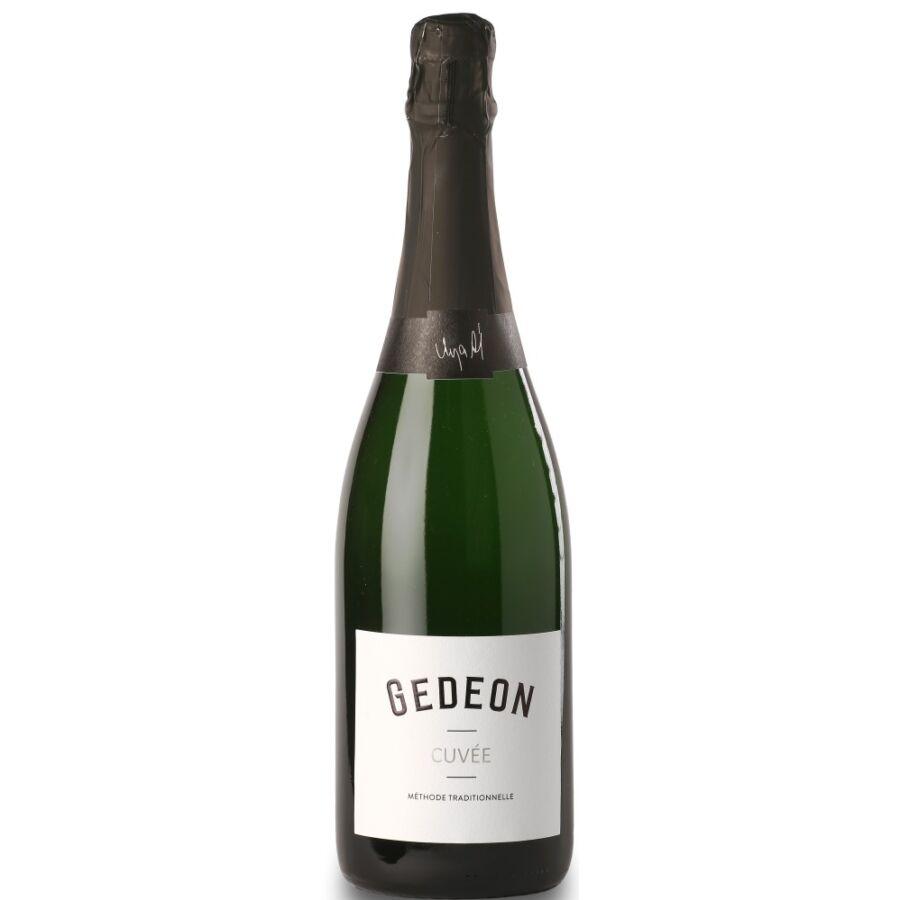 Gedeon Cuvée Pezsgő Brut (méthode traditionelle) (0,75l)