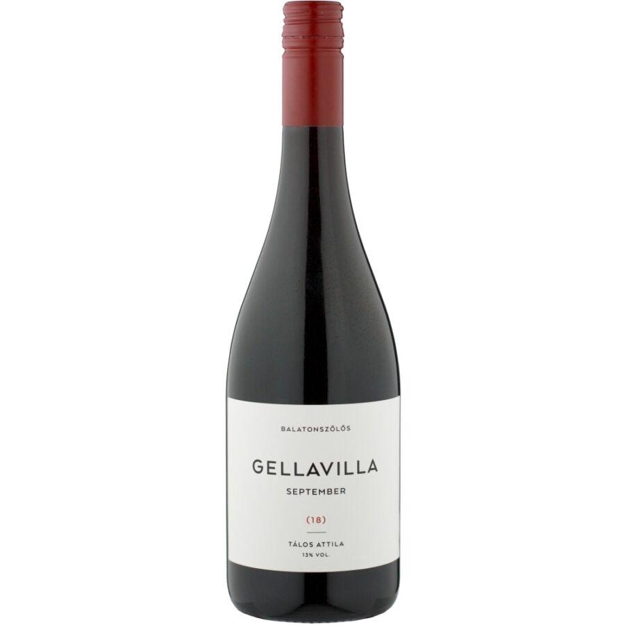 Gellavilla September 2018