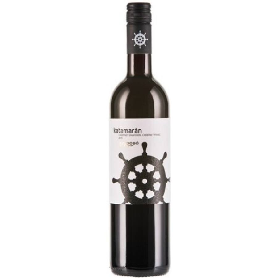 Bujdosó Katamarán (cabernet sauvignon - cabernet franc) 2018 (0,75l)