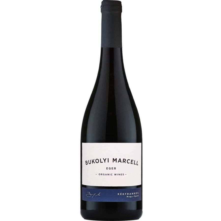 Bukolyi Marcell Organic Wines Kékfrankos Nagy-Eged (BIO) 2018 (0,75l)
