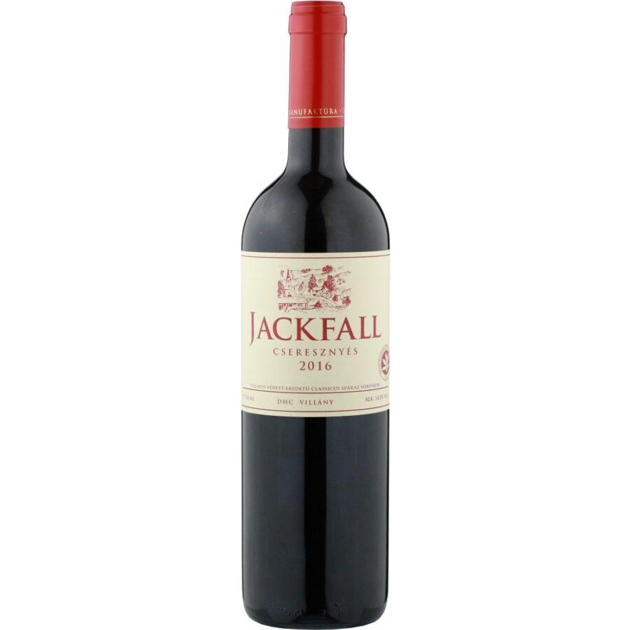 Jackfall Cseresznyés 2016 (0,75l)