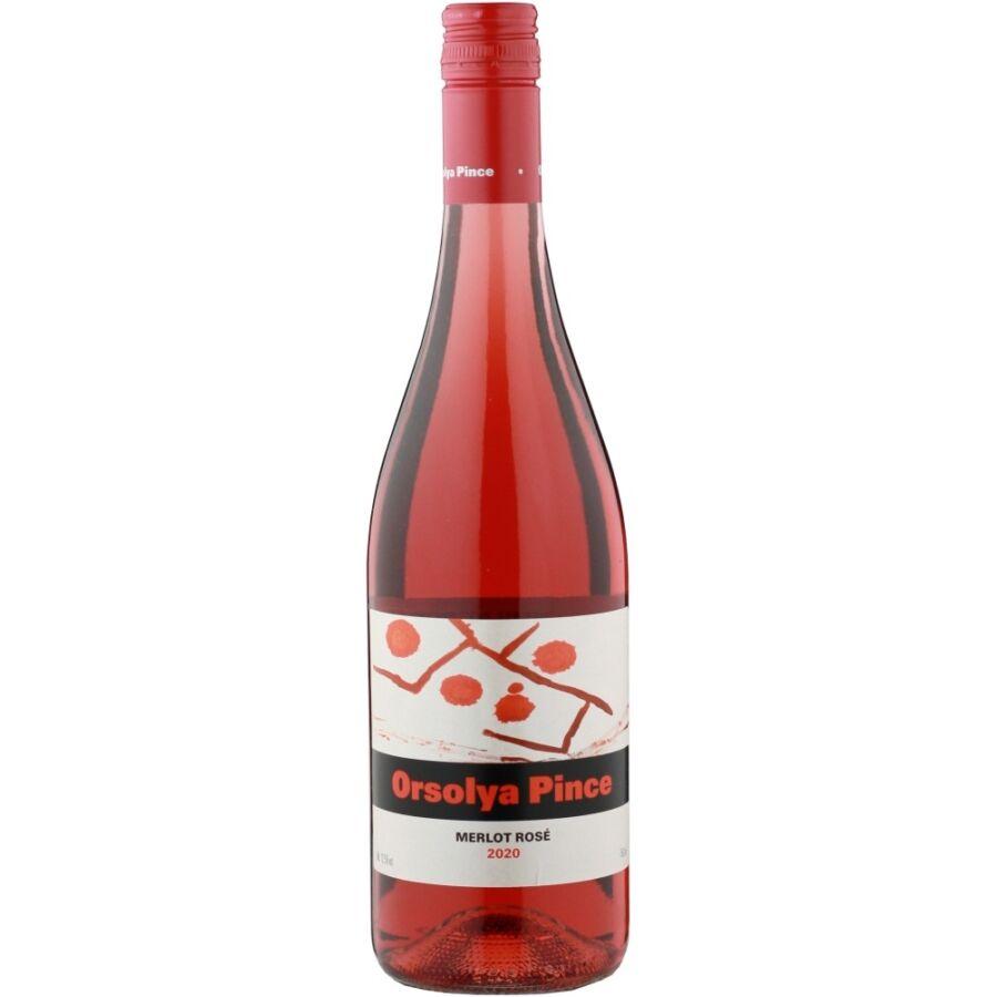 Orsolya Merlot Rosé 2020 (0,75l)