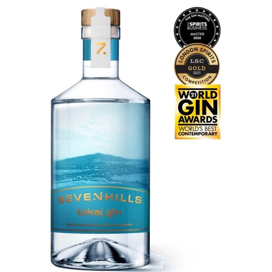 Seven Hills Tokaj Gin (0,7l)