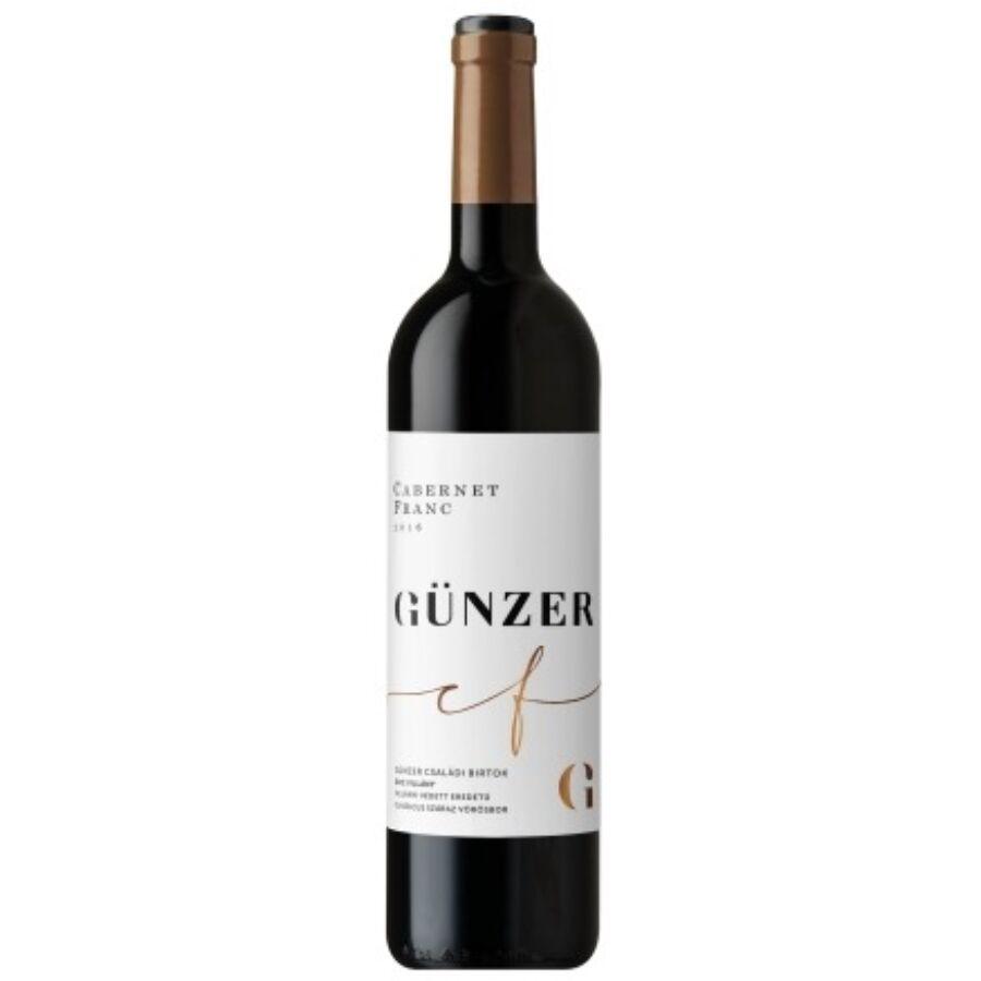 Günzer Cabernet Franc 2016