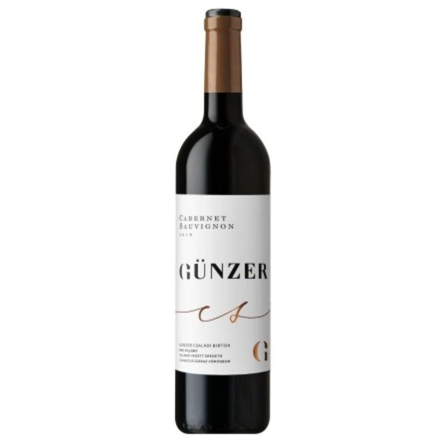 Günzer Cabernet Sauvignon 2018 (0,75l)