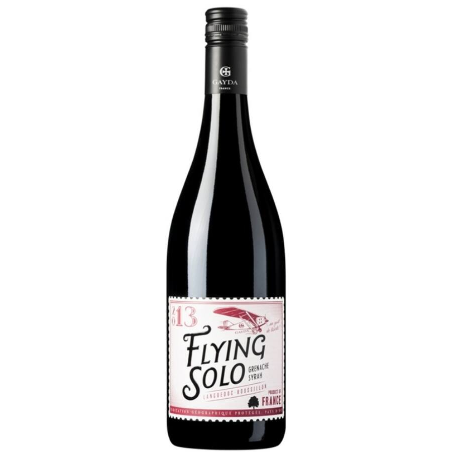 Domaine Gayda Flying Solo Rouge 2018 (0,75l)