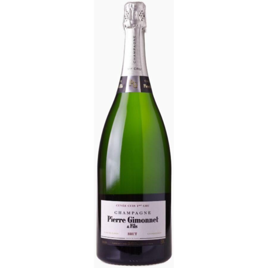 Pierre Gimonnet Champagne Cuis 1er Cru Brut Magnum (1,5l)
