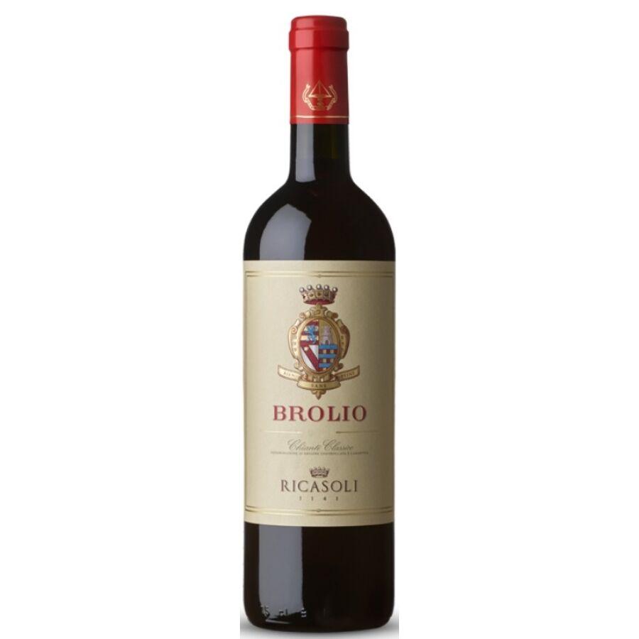 Ricasoli Chianti Classico Brolio 2017 (0,75l)
