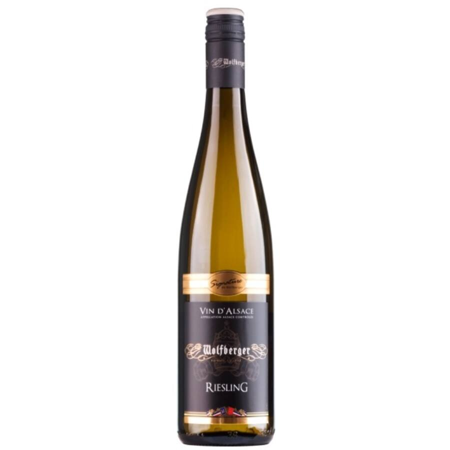 Wolfberger Riesling Signature 2019 (0,75l)