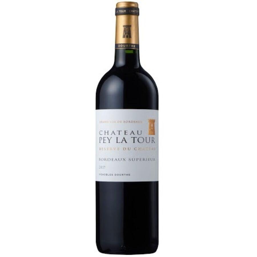 Château Pey La Tour Reserve Bordeaux Superieur 2017 (0,75l)