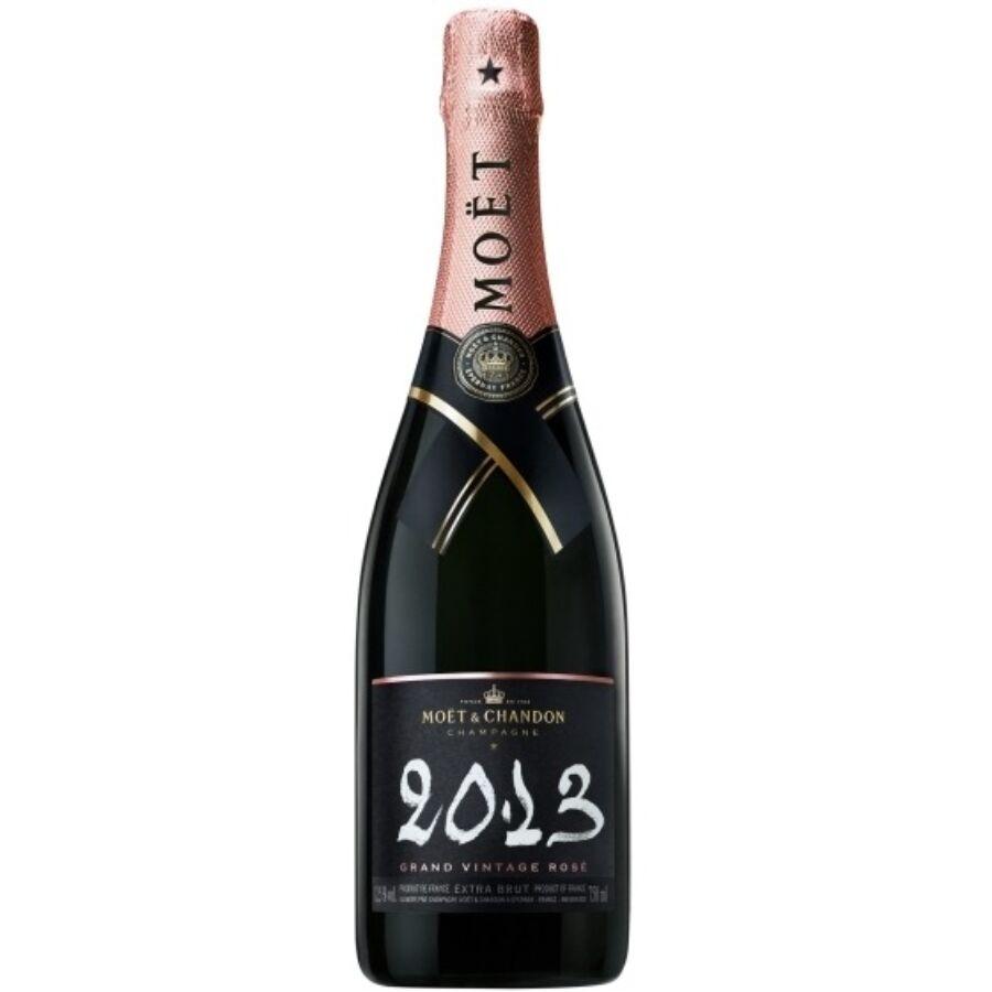 Moët & Chandon Grand Vintage Rosé 2013 (0,75l)
