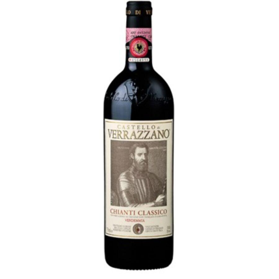 Castello Di Verrazzano Chianti Classico DOCG (BIO) 2017 (0,75l)