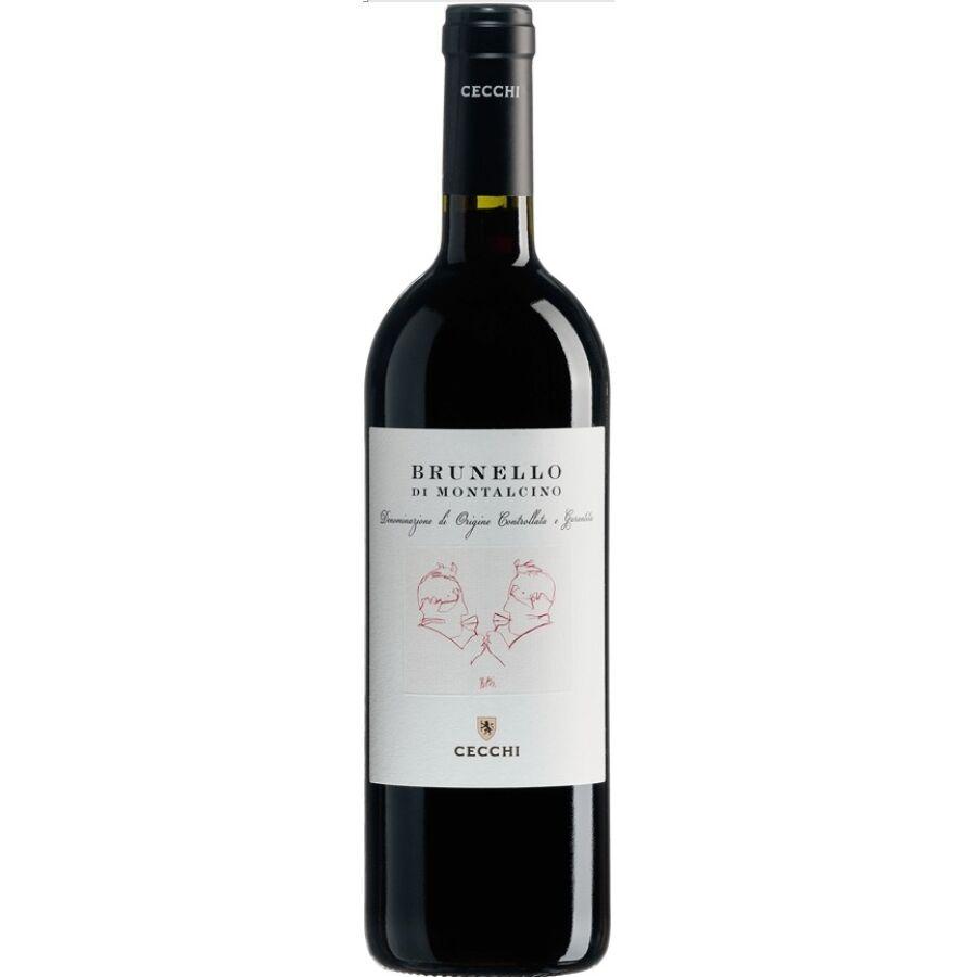 Cecchi Brunello di Montalcino 2014 (0,75l)