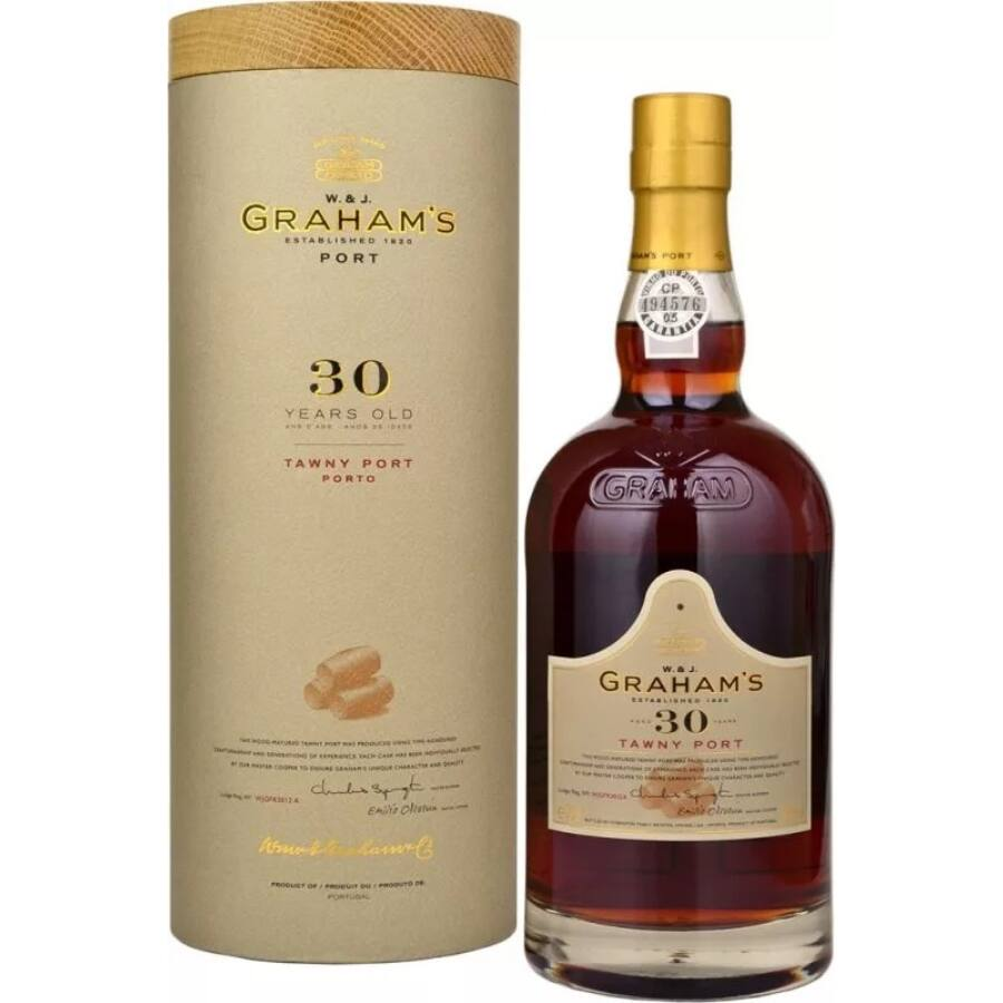 Graham's 30 year old Tawny  (0,75l)