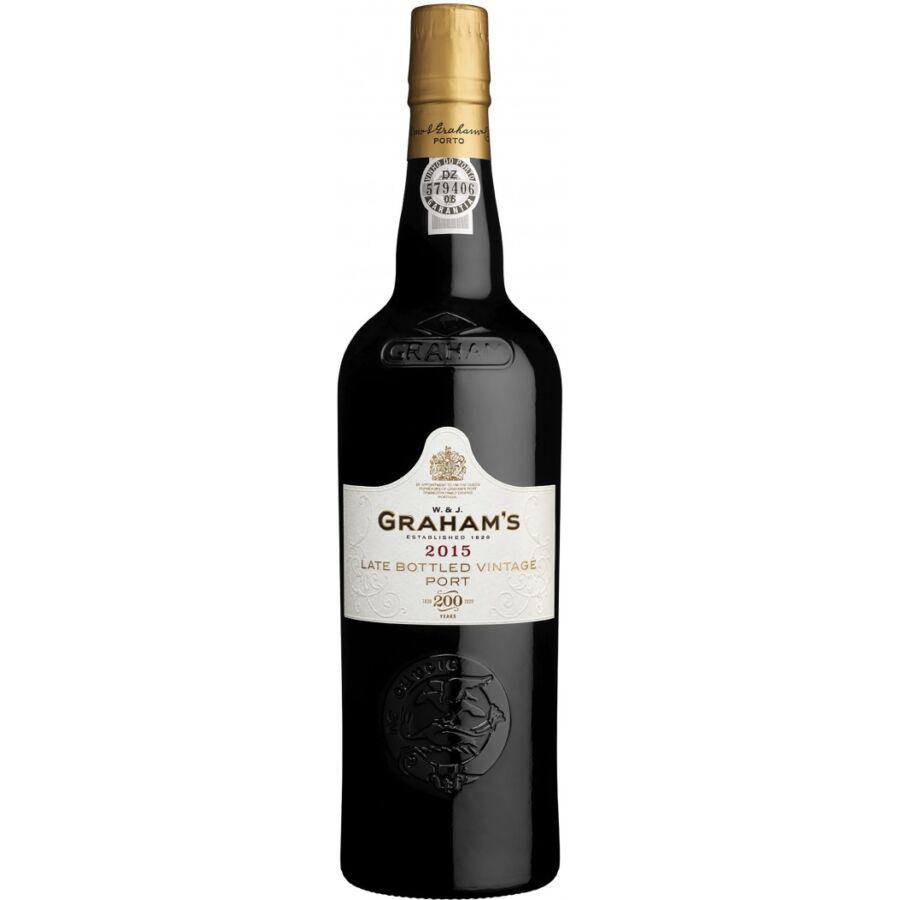 Graham's Late Bottled Vintage 2015 (0,75l)