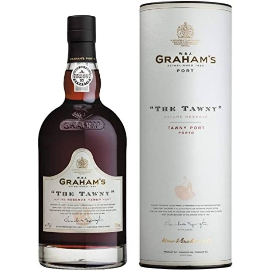 Graham's The Tawny Díszdobozban (0,75l)