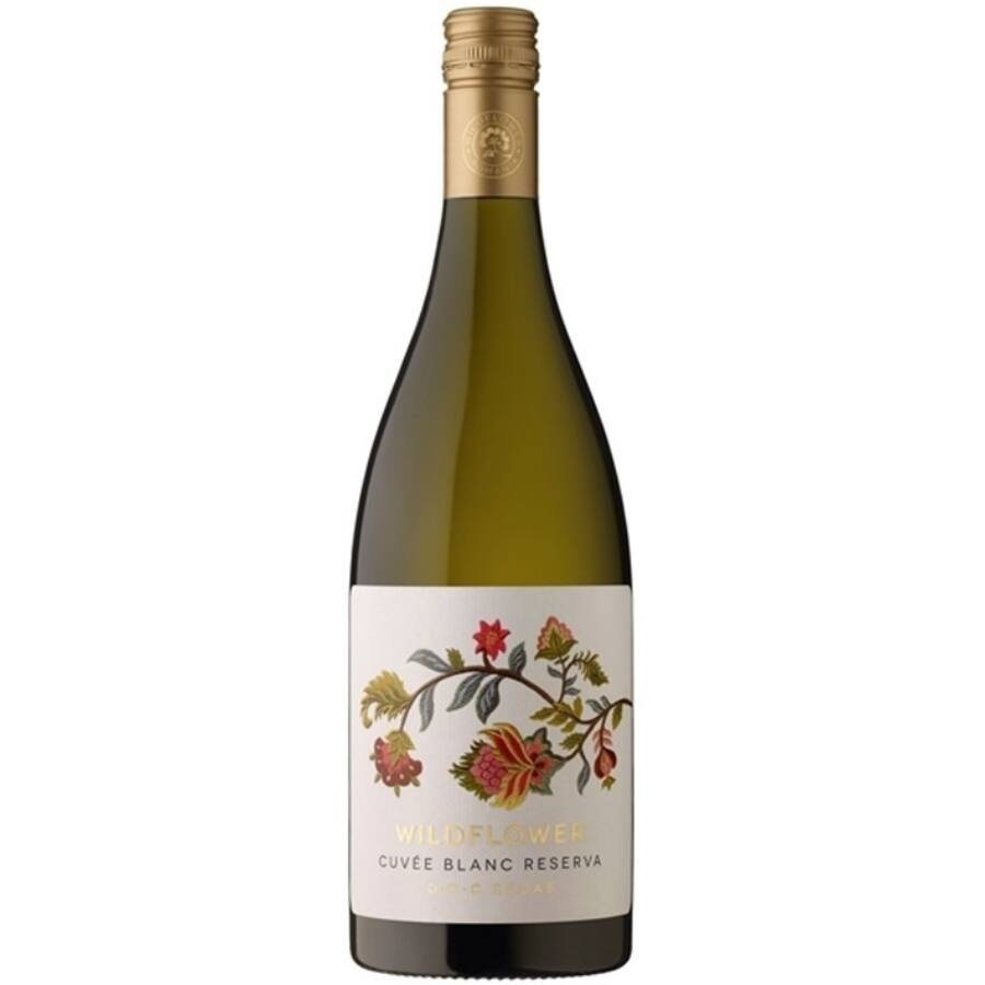 Recas Wildflower Cuvée Blanc Reserva 2019 (0,75l)