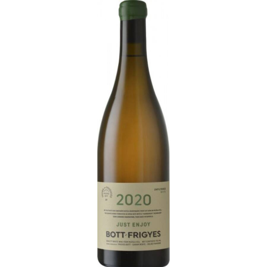 Bott Frigyes Just Enjoy White (BIO) 2020 (0,75l)